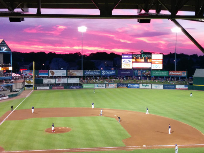 WORCESTER, MASS has hired two high profile consultants to assist it land the Pawtucket Red Sox as negotiations have stalled in Rhode Island. / COURTESY PAWTUCKET RED SOX/KELLY O'CONNOR
