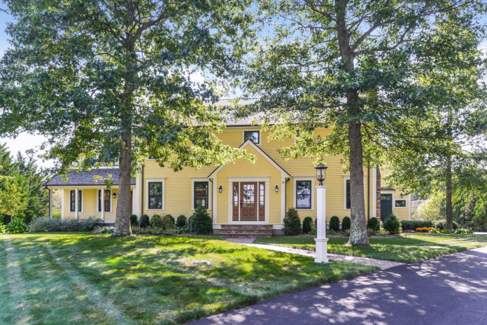 A HOME AT 26 Steeple Lane sold for $1.05 million, the highest sale in Lincoln since August 2012. / COURTESY LILA DELMAN REAL ESTATE INTERNATIONAL