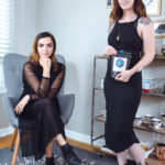 SHARED PASSION: Business partners Viana Newton, left, and Katie Bouchard launched Potion LLC from a shared passion for chemical-free skin care and beauty products. / PBN FILE PHOTO/RUPERT WHITELEY