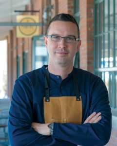 STAYING RELEVANT: Nick Rabar, award-winning chef and owner of Avenue N American Kitchen and The Pantry at Avenue N in East Providence, says it's up to chefs to ensure their craft remains modern, relevant and interesting. / COURTESY AVENUE N AMERICAN KITCHEN