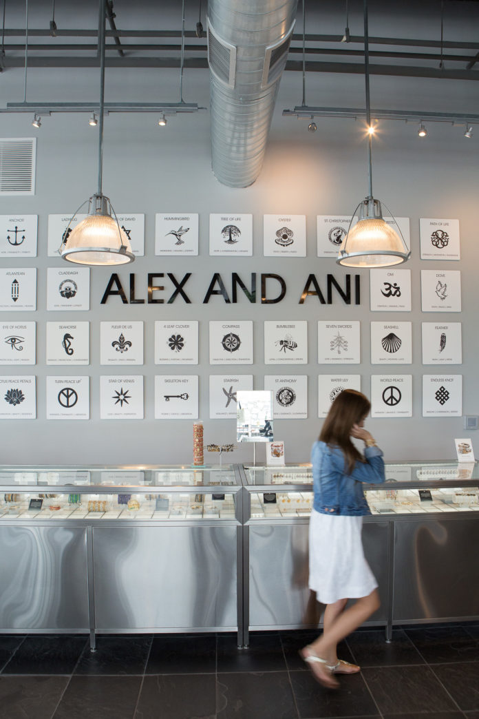 ALEX AND ANI'S president and chief financial officer's one-year contracts expired and were not renewed. / PBN FILE PHOTO/RUPERT WHITELEY