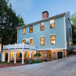 THIS LUXURY REMODEL of a Colonial at 368 Benefit St. in Providence sold recently for $1.2 million. / COURTESY MOTT & CHACE SOTHEBY'S INTERNATIONAL REALTY