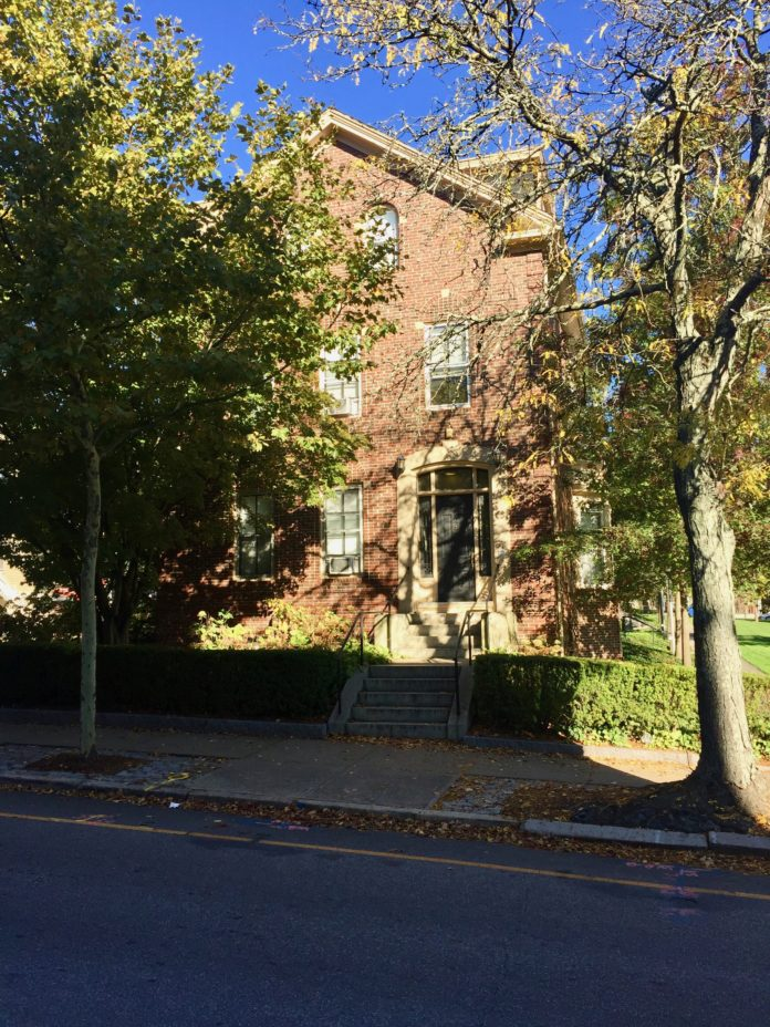 86 WATERMAN STREET is used for graduate student apartments by Brown University. / COURTESY PROVIDENCE PRESERVATION SOCIETY