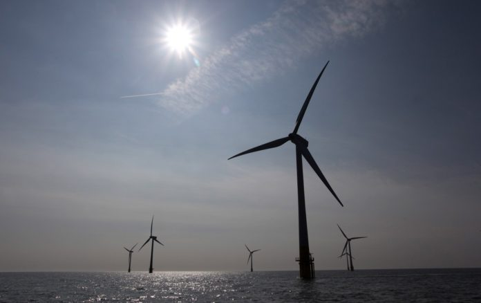ENERGY MANAGEMENT INC. has notified the U.S. Bureau of Ocean Energy Management that it has terminated the offshore wind development lease it received in 2010, ending the Boston-based developer's efforts to build Cape Wind, what was once expected to become the first offshore wind farm in the U.S. / BLOOMBERG FILE PHOTO/CHRIS RATCLIFFE