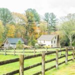 THE EQUESTRIAN FARM at 61 Pine Hill Road in Richmond sold recently for $1 million. The property includes a Colonial home and cottage as well as 30 acres of private pasture land and riding amenities. / COURTESY LILA DELMAN REAL ESTATE INTERNATIONAL