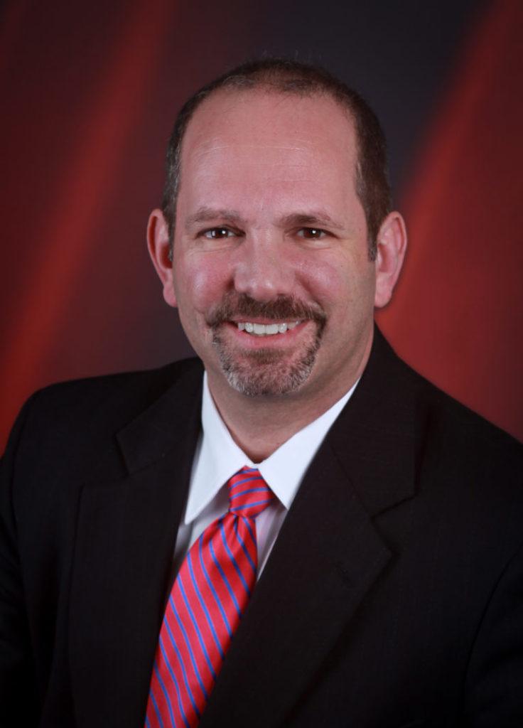 JOSEPH LUCA will serve as the 2018 president of the Rhode Island Association of Realtors. / COURTESY JOSEPH LUCA