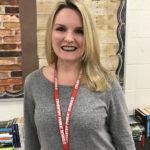 LAUREN HOPKINS, an English teacher and literacy specialist at Coventry High School, won the 2017 Milken Family Foundation Educator award for Rhode Island. / COURTESY LAUREN HOPKINS