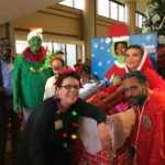 RHODE ISLAND HOSPITAL employees donated 3,700 toys to needy children on Dec. 16., as part of the hospital's Toy Drive Challenge. / COURTESY RHODE ISLAND HOSPITAL