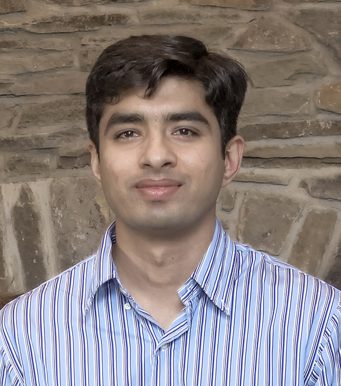 KUNAL MANKODIYA, an assistant professor in the electrical, computer and biomedical engineering department, is one of the organizers of URI's coming Artificial Intelligence lab. /COURTESY UNIVERSITY OF RHODE ISLAND/MICHAEL SALERNO