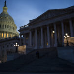 WORKING THROUGH THE NIGHT on Tuesday, Dec. 19, and then through the early afternoon on Wednesday, Congress delivered a $1.5 trillion tax cut bill to President Donald Trump for his signature. / BLOOMBERG NEWS PHOTO/ZACH GIBSON