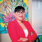 Chanda Womack has made a mark since arriving in the United States in 1980. Her efforts to help underprivileged urban youth led her to found ARISE in late 2016 to combat the poor educational outcomes among Southeast Asian children in the region. / PBN PHOTO/MICHAEL SALERNO