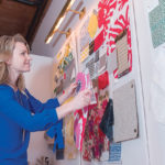 ALTERNATIVE PATH: Janelle Blakely Photopoulos, owner of Blakely Interior Design in North Kingstown, started the company to indulge her hobby of home design and décor after losing enthusiasm for her former job at a large corporation. / PBN PHOTO/MICHAEL SALERNO