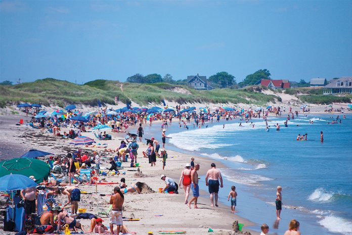 RHODE ISLAND workers forgo a combined 1.8 million vacation days a year. / PBN FILE PHOTO/K. CURTIS