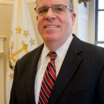 CHARLES J. FOGARTY, the R.I. director of elderly affairs, announced his retirement after four decades of public service. / COURTESY STATE OF RHODE ISLAND