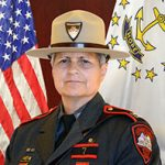 ANN C. ASSUMPICO, the 13th superintendent of the R.I. State Police has released a report designed to help the force improve its recruiting activities, specifically as they pertain to the diversity of RISP officers. / COURTESY RHODE ISLAND STATE POLICE