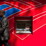 BANK OF AMERICA posted a $2.37 billion net income for the fourth quarter. / BLOOMBERG FILE PHOTO/DAVIS TURNER