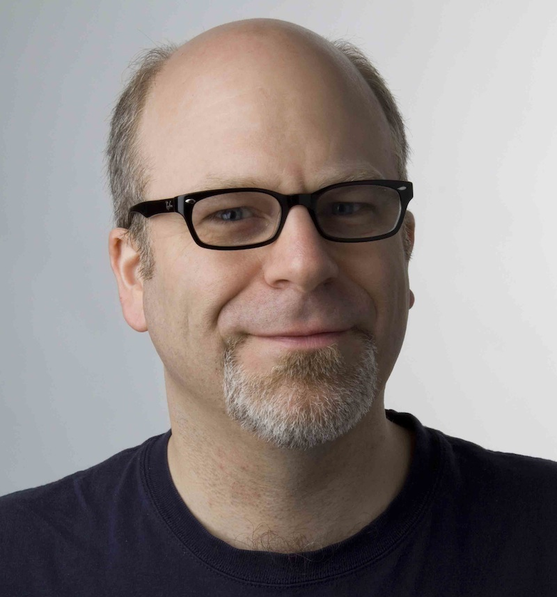 BRIAN JEPSON is a co-founder of technology group Providence Geeks. / COURTESY BRIAN JEPSON