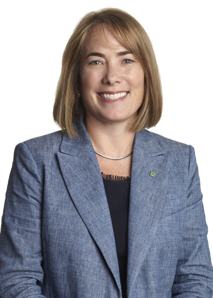 BETH JOHNSON, chief marketing officer and head of virtual channels at Citizens Bank, says adding the Zelle payment system will allow the bank