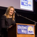 JOCELYN KELLY is the chair of United Way of Rhode Island's Young Leaders Circle. The group is hosting a networking event for young Rhode Islanders to learn about personal finance. / COURTESY YOUNG LEADERS CIRCLE