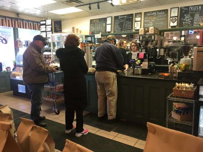 FOURTEEN PERCENT of the ownership of Custom Coffee Company in Middletown has been transferred to employees as of Thursday. / COURTESY BOB MASTIN