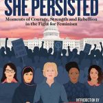"THE COVER DESIGN ""She Persisted"" by Narya Marcille was created for a special edition of Newsweek magazine. It features illustrations of Democratic Sen. Elizabeth Warren of Massachusetts; Ellen Pao, former interim CEO of Reddit; Pakastani education and women's rights advocate Malala Yousafzai, winner of the Nobel Peace Prize; Chimamanda Ngozi Adichi, a Nigerian novelist and feminist; and Gina Rodriguez, an American actress best known for her role in ""Jane the Virgin."" / COURTESY NARYA MARCILLE"