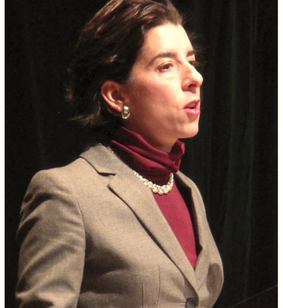 Gov. Gina M. Raimondo on Tuesday night is expected to address Rhode Islanders in her 2018 State of the State Address./MARK MURPHY