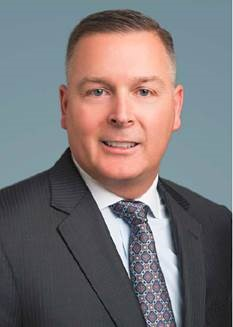 KEVIN RUTH is head of wealth planning and personal trust at Fidelity Investments. / COURTESY FIDELITY INVESTMENTS