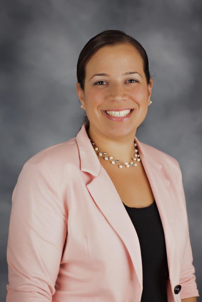 SUZY ALBA is the director of alumni and college relations at Rhode Island College. / COURTESY RHODE ISLAND COLLEGE