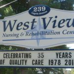 THE SALE OF West View Nursing & Rehabilitation Center to a Delaware LLC that includes the owner of Worcester-based Eden Healthcare has been approved by the R.I. Department of Health.