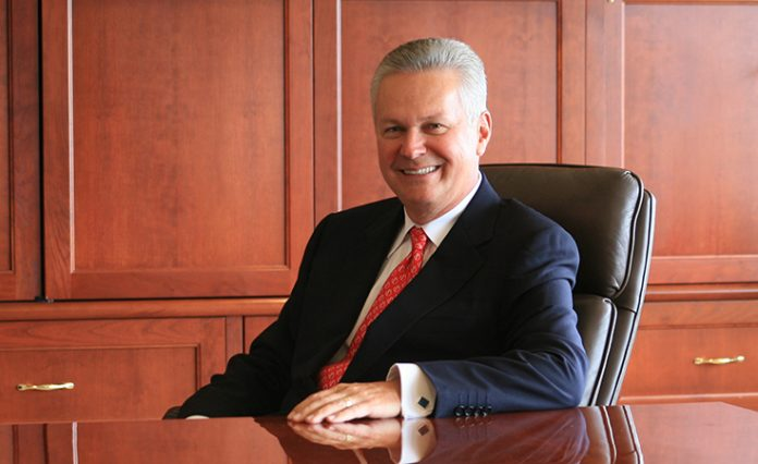 JWU CHANCELLOR, president and CEO, John J. Bowen, announced he will retire Dec. 31, 2018. / COURTESY JOHNSON AND WALES UNIVERSITY