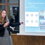 WEB PLATFORM: Melissa Bowley started Momunity, a web-based technology platform, to connect new and expecting mothers with resources in their communities. / COURTESY MOMUNITY