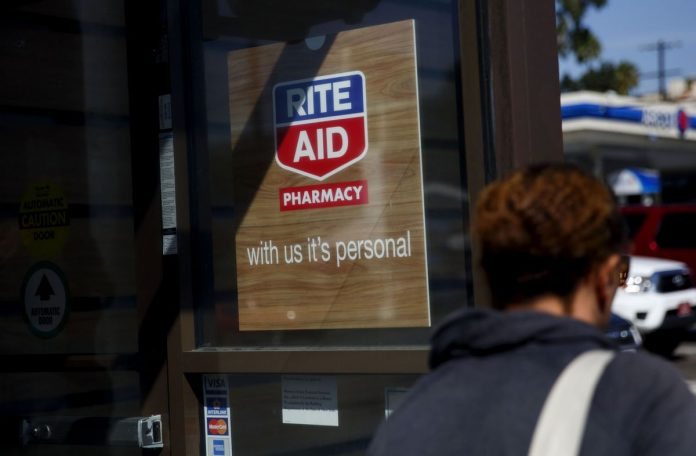 ALBERTSONS PLANS TO ACQUIRE the parts of Rite Aid that are left over after a separate sale of nearly 2,000 stores, the Wall Street Journalreported. /BLOOMBERG FILE PHOTO/PATRICK T. FALLON