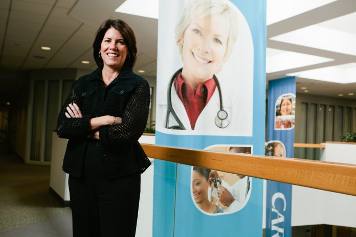 HELENA B. FOULKES, executive vice president of CVS Health Corp., is taking the top spot at Saks Fifth Avenue later this month. /PBN FILE PHOTO/RUPERT WHITELEY