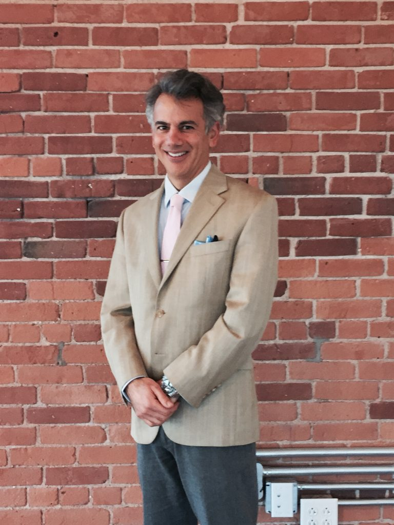 SCOTT J. ASADORIAN was recently named executive director of the Rhode Island Blood Center. / COURTESY RHODE ISLAND BLOOD CENTER
