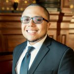 TRAVIS ESCOBAR is president of young professionals group Millennial Rhode Island. / COURTESY MILLENNIAL RHODE ISLAND