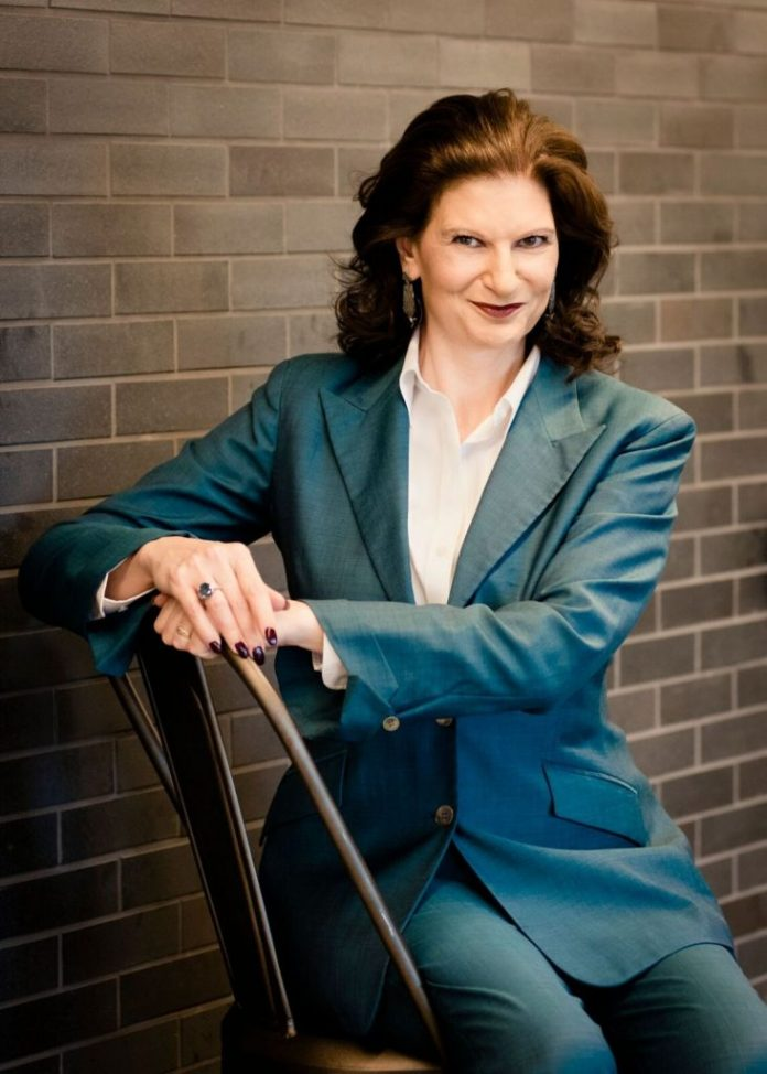 COME JULY Pamela A. Pantos will lead her first season as the executive director of the Newport Music Festival. / COURTESY OF THE NEWPORT MUSIC FESTIVAL