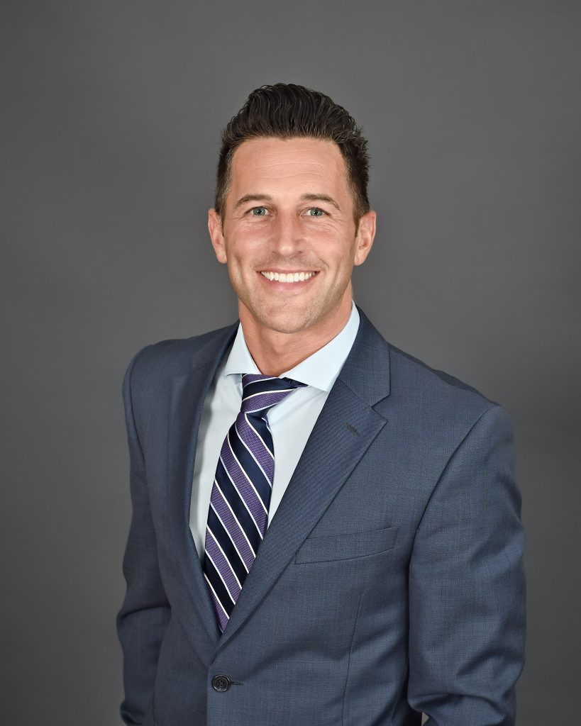 DR. MATTHEW LOPRESTI is the new chief surgeon at Leonard Hair Transplant Associates. / COURTESY LEONARD HAIR TRANSPLANT ASSOCIATES