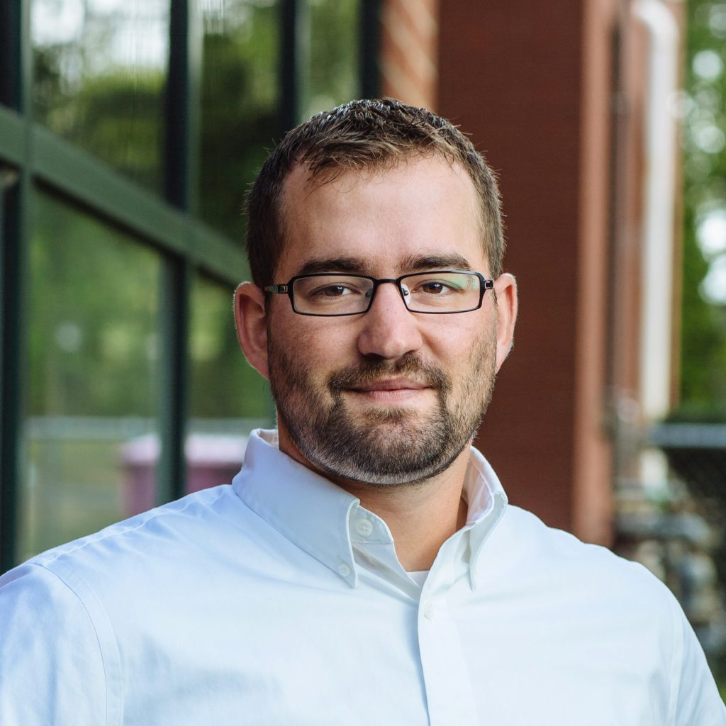 NICOLAS J. VELOZO, an architect at Fall River-based William Starck Architects Inc., is one of three employees that recently became shareholders in the corporation. / COURTESY WILLIAM STARCK ARCHITECTS