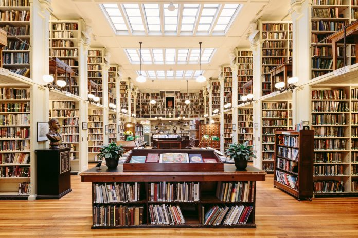THE PROVIDENCE ATHENAEUM has announced its 2018 spring schedule, which will include lectures by The New York Times best-selling author Anita Shreve and Pulitzer Prize-winning historian Gordon Wood as well as an exhibition featuring illustrations from the Philbrick Rare Book Room and specimens of insects and birds. / COURTESY PROVIDENCE ATHENAEUM/CAT LAINE