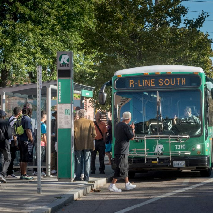 RIPTA HAS AWARDED a $5.5 million contract to a Virginia company to update and streamline its fare collection system. / PBN FILE PHOTO/ MICHAEL SALERNO