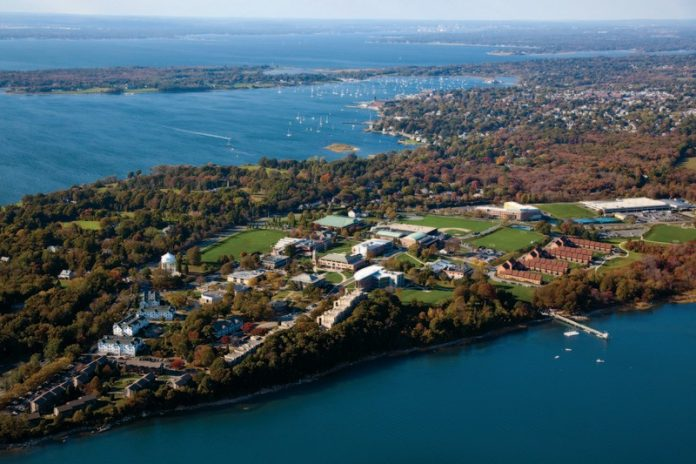 Roger Williams University announced Wednesday an increase in Alan Shawn Feinstein Leadership Scholarships available to prospective freshmen for the 2018-19 academic year. / COURTESY OF ROGER WILLIAMS UNIVERSITY