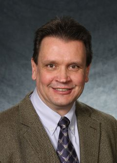 RICHARD SIEDZIK is the director of information security and planning at Bryant University. / COURTESY BRYANT UNIVERSITY