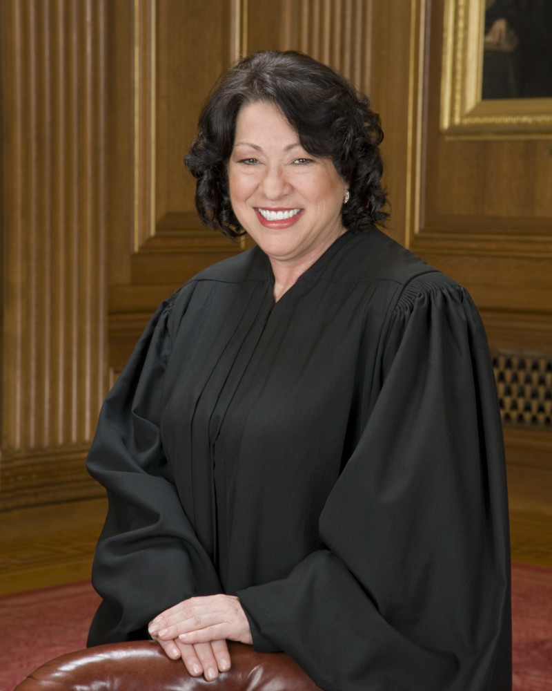 SUPREME COURT JUSTICE Sonia Sotomayor will speak at Brown University Feb 7. / COURTESY THE COLLECTION OF THE SUPREME COURT OF THE UNITED STATES