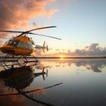 HELICOPTER DELIVERIES will rise for a second year, extending a modest rebound after hitting a low in 2016. Sales hit a peak in 2013. / COURTESY BELL HELICOPTER