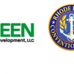 RHODE ISLAND CONVENTION CENTER AUTHORITY has eneterd into a virtual net metering agreement with Green Development LLC to purchase up to 8.3 million kilowatt hours per year of clean wind energy credits.