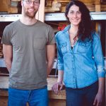 TALENTED DESIGNERS: Gordon and Laura Moss, co-owners of Function Aesthetic Design+Build, a full-service design and build studio in Providence specializing in small- to midsized design and construction projects, successfully applied for a DESIGNxRI award last fall. / COURTESY FUNCTION AESTHETIC DESIGN+BUILD/STEPHANIE ALVAREZ EWENS