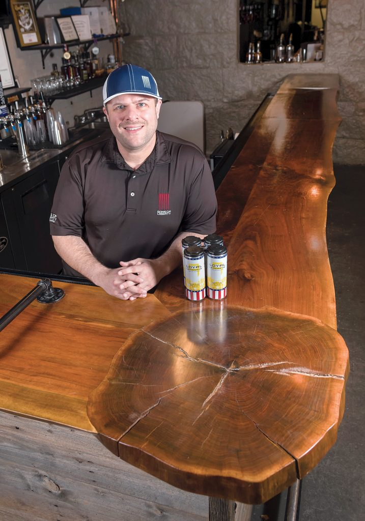 A Rhode Island native, Mike Reppucci has built a company culture of experimentation at Sons of Liberty Beer & Spirits Co. that encourages 