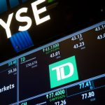 TD REPORTED RECORD profit in 2017. BLOOMBERG FILE PHOTO/MICHAEL NAGLE