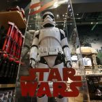 HASBRO CEO BRIAN GOLDNER said that the company made a tactical error, releasing toys too far ahead of the Star Wars franchise's most recent movie. / BLOOMBERG FILE PHOTO/JEENAH MOON