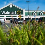 WALMART IS SAID to be in talks to acquire Humana. / BLOOMBERG FILE PHOTO/PAUL TAGGART